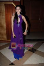 Ishita Sarkar at Femina Miss India tie up with Vipul Shah, Anupam Kher and Madhur Bhandarkar in J W Marriott on 19th Jan 2010 (24).JPG