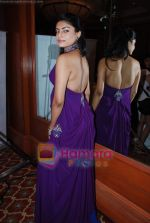 Ishita Sarkar at Femina Miss India tie up with Vipul Shah, Anupam Kher and Madhur Bhandarkar in J W Marriott on 19th Jan 2010 (6).JPG