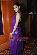 Ishita Sarkar at Femina Miss India tie up with Vipul Shah, Anupam Kher and Madhur Bhandarkar in J W Marriott on 19th Jan 2010 (16).JPG