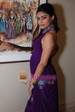 Ishita Sarkar at Femina Miss India tie up with Vipul Shah, Anupam Kher and Madhur Bhandarkar in J W Marriott on 19th Jan 2010 (30).JPG