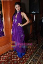 Ishita Sarkar at Femina Miss India tie up with Vipul Shah, Anupam Kher and Madhur Bhandarkar in J W Marriott on 19th Jan 2010 (9).JPG