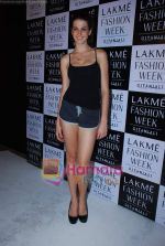 at Lakme Fashion Week auditions in Grand Hyatt on 20th Jan 2010 (119).JPG
