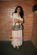 Megha Chatterjee at Kapil Sharma_s Veer screening in Film City on 21st Jan 2010 (4).JPG