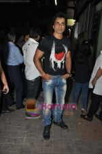 Sonu Sood at Veer screening in Globus on 21st Jan 2010 (4).JPG