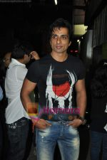 Sonu Sood at Veer screening in Globus on 21st Jan 2010 (5).JPG