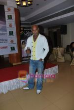 Vinod Kambli at Madhushree_s album Vande Mataram album launch in Bandra on 21st Jan 2010 (2).JPG