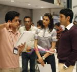 Farhan Akhtar, Deepika Padukone in the still from movie Karthik Calling Karthik (10).jpg