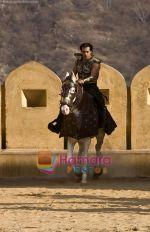 Salman Khan in the still from movie Veer.jpg