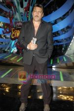 Jackie Shroff on the sets of Comedy Circus in Andheri East on 24th Jan 2010 (3).JPG