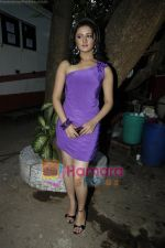 Rashmi Desai on the sets of Comedy Circus in Andheri East on 24th Jan 2010 (7).JPG
