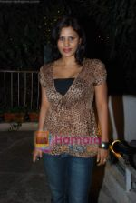 Nandini Jumani at Glamorous bash for producer Bablu Aziz in Del Italia on 25th Jan 2010 (2).JPG