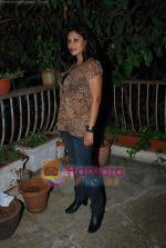 Nandini Jumani at Glamorous bash for producer Bablu Aziz in Del Italia on 25th Jan 2010 (3).JPG