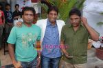Raju Shrivastav, Sunil Pal at the launch of dance rehearsal hall in Laxmi Industrial estate on 27th Jan 2010 (18).JPG