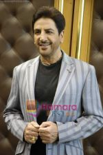 Gurdas Maan at the press conference of film Sukhmani- Hope for Life in Mumbai on 28th Jan 2010 (5).JPG