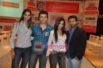 Mrinalini Sharma, Shawn Arranha, Amruta Patki, Ayaz Khan at Cambridge shirts anniversary show in Blue Sea on 28th Jan 2010 (55).JPG