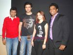Harman Baweja goes green at Oberoi International School in Goregaon on 31st Jan 2010.jpg