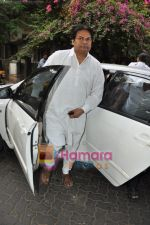 Bollywood pays homage to Aamir Khan_s father Tahir Hussain in Bandra, Mumbai on 3rd Feb 2010 (36).JPG