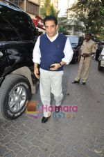 Bollywood pays homage to Aamir Khan_s father Tahir Hussain in Bandra, Mumbai on 3rd Feb 2010 (40).JPG