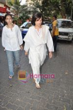 Bollywood pays homage to Aamir Khan_s father Tahir Hussain in Bandra, Mumbai on 3rd Feb 2010 (42).JPG