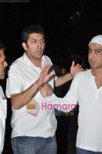 Bollywood pays homage to Aamir Khan_s father Tahir Hussain in Bandra, Mumbai on 3rd Feb 2010 (50).JPG