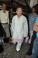 Bollywood pays homage to Aamir Khan_s father Tahir Hussain in Bandra, Mumbai on 3rd Feb 2010 (53).JPG