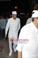 Bollywood pays homage to Aamir Khan_s father Tahir Hussain in Bandra, Mumbai on 3rd Feb 2010 (74).JPG
