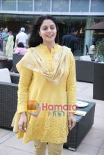 Nagma at Sandesh Mayekar_s brunch in Goregaon on 14th Feb 2010 (2).JPG