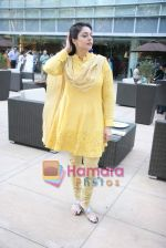 Nagma at Sandesh Mayekar_s brunch in Goregaon on 14th Feb 2010 (5).JPG