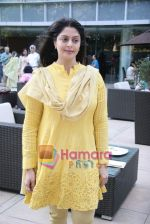 Nagma at Sandesh Mayekar_s brunch in Goregaon on 14th Feb 2010 (7).JPG