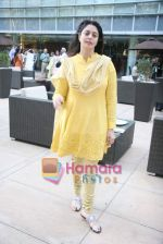 Nagma at Sandesh Mayekar_s brunch in Goregaon on 14th Feb 2010 (71).JPG