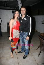 Kiran Janjani at Kavita Kaushik_s birthday bash in Twist on 15th Feb 2010 (4).JPG