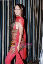 Kashmira Shah at the press conference of film City of Gold in J W Marriott on 16th Feb 2010 (12).JPG