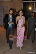 Shilpa Shetty, Raj Kundra at DNA After Hours Style Awards in Inter continental on 17th Feb 2010