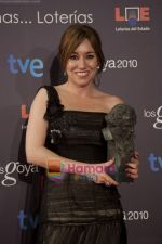 at the Goya Awards in Madrid_s Municipal Conference Centre on 8th Feb 2010 (11).JPG