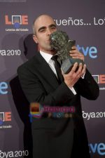 at the Goya Awards in Madrid_s Municipal Conference Centre on 8th Feb 2010 (9).JPG