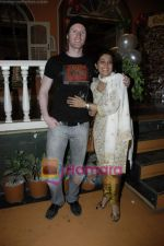 Lubna Salim at Baa Bahu Aur Baby completion party bash in Goregaon on 21st Feb 2010 (3).JPG
