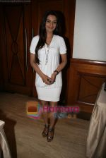 Rati Pandey at Bappi Da Tusi Great Ho film mahurat in Raheja Classic on 22nd Feb 2010 (7).JPG
