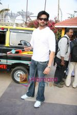 Shaad Randhawa on location of film Rokk in Malad on 22nd Feb 2010 (3).JPG