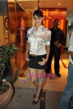 Genelia D Souza at Shahid Kapoor_s surprise birthday bash in Escobar on 24th Feb 2010 (2).JPG