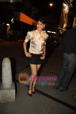 Genelia D Souza at Shahid Kapoor_s surprise birthday bash in Escobar on 24th Feb 2010 (5).JPG