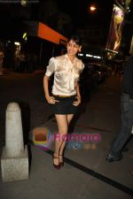 Genelia D Souza at Shahid Kapoor_s surprise birthday bash in Escobar on 24th Feb 2010 (6).JPG