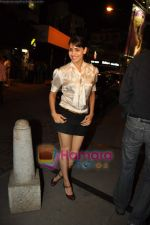 Genelia D Souza at Shahid Kapoor_s surprise birthday bash in Escobar on 24th Feb 2010 (78).JPG