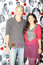Lalita Munshaw and Prem Joshua record song together in Andheri on 24th Feb 2010 (2).JPG