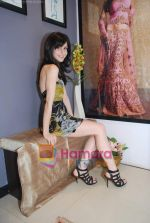 sherry shroff at the launch of Kanika Mehra studio in Raghuvanshi Mills Compound, Lower Parel on 25th Feb 2010.JPG
