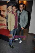 Rohit Roy, Shamir Tandon at Mittal Vs Mittal film music launch in Cest la Vie on 26th Feb 2010 (14).JPG