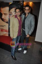 Rohit Roy, Shamir Tandon at Mittal Vs Mittal film music launch in Cest la Vie on 26th Feb 2010 (3).JPG