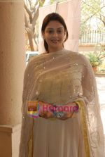 Nagma at 5th Bhojpuri Awards press meet  in The Club on 27th Feb 2010 (5).JPG