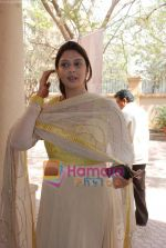 Nagma at 5th Bhojpuri Awards press meet  in The Club on 27th Feb 2010 (6).JPG