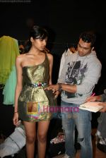 Designer Swanil Shinde Lakme Fashion Week fittings in Hotel Grand Hyatt on 3rd March 2010 (23).JPG