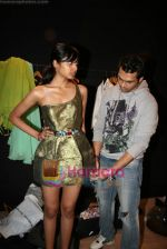 Designer Swanil Shinde Lakme Fashion Week fittings in Hotel Grand Hyatt on 3rd March 2010 (24).JPG